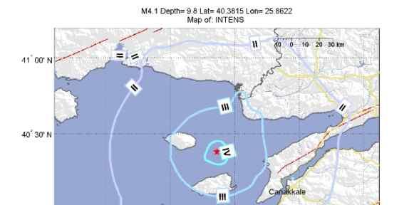 Ege'de Deprem Hareketliliği Korkutuyor