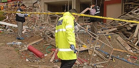 Erbil'de Tünel çöktü