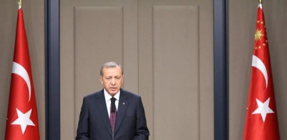 Erdoğan ateş püskürdü