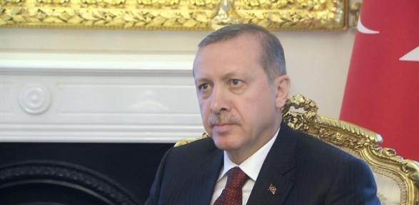 Erdoğan, Iş Dünyası Ve Sendikacıları Kabul Etti