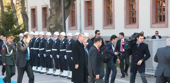 Erdoğan Malatya gezisini sürdürüyor