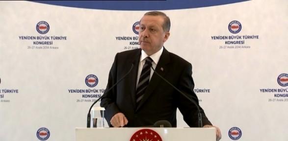 Erdoğan öz Eleştiri Yaptı
