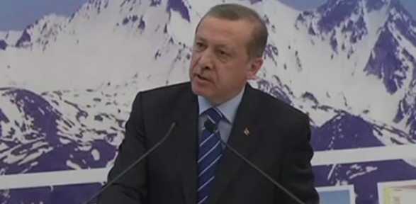 Erdoğan sert çıktı: