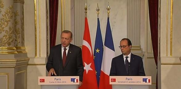 Erdoğan Türkiye'nin şartlarını Açıkladı
