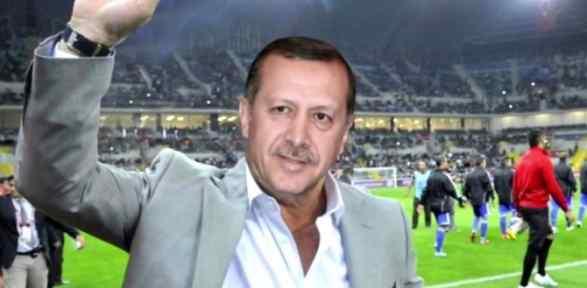 Erdoğan Ya Futbolcu Olsaydı?