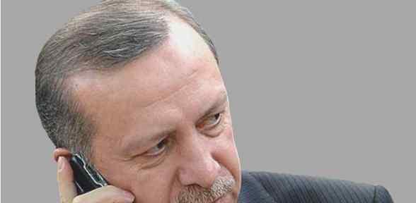 Erdoğan'a Tebrik Telefonları