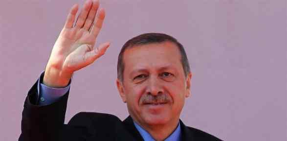 Erdoğan'a Van'da Sevgi Seli