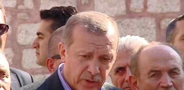Erdoğan'dan Hakan Şükür'e Eleştiri