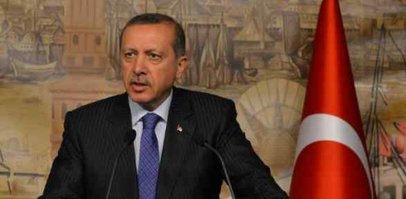Erdoğan'dan Savcı Zekeriya Öz'e Tepki