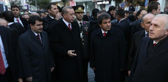 Erdoğan'dan Sigara Tepkisi
