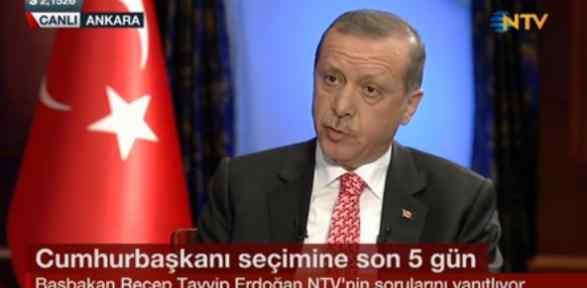 Erdoğan'dan Yasaklanan Reklam Açıklaması