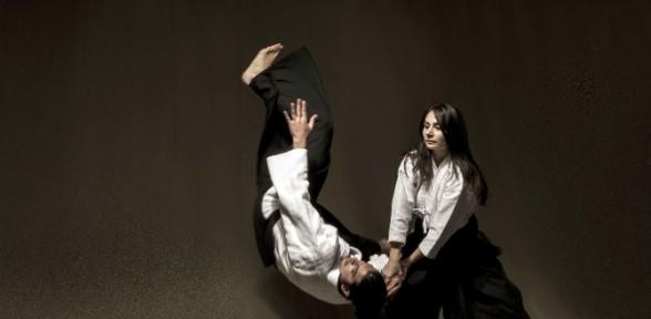 Erkekler dikkat: Aikido ile geliyorlar