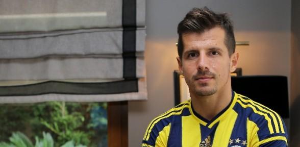 Fenerbahçe'den Emre Belözoğu'na teşekkür mektubu