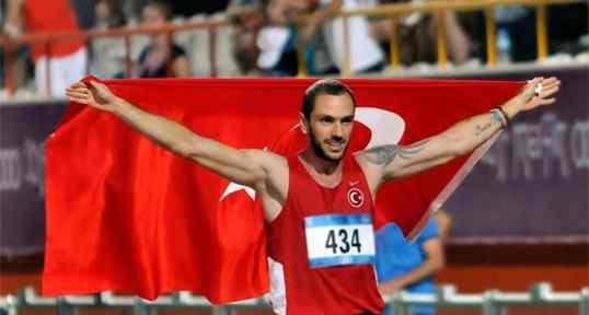 Fenerbahçeli Atlet Rekorla Finalde