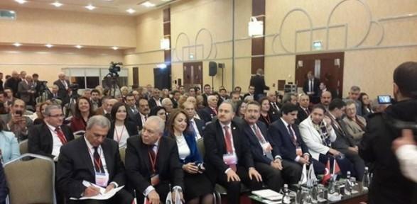 Filistin Devlet Başkan Yardımcısı Amr Ankara'da