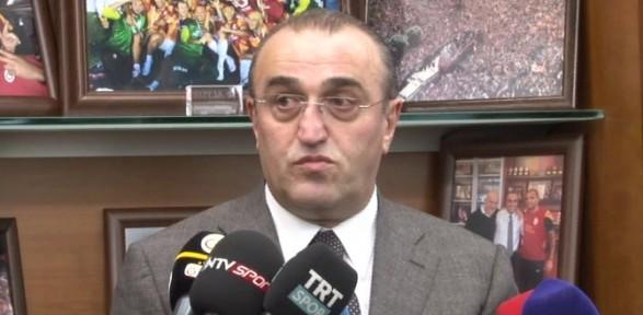 Galatasaray'daki krizle ilgili ilk açıklama