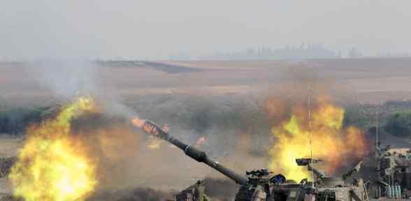 Gazze'de Ateşkes Ilan Edildi