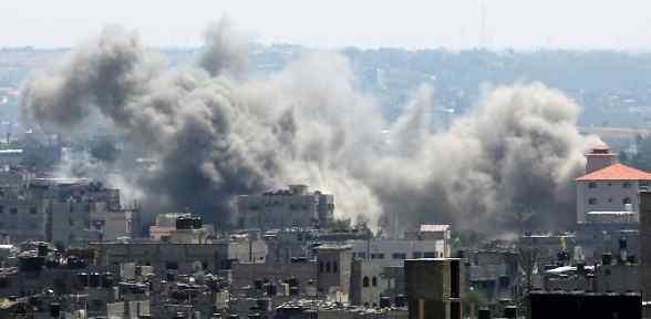 Gazze'de Susuzluk Tehlikesi