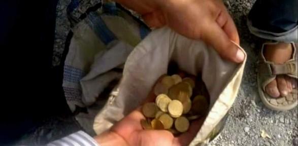 Gömü altın yalanıyla 20 bin TL dolandırıldı