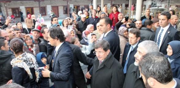 Halid Meşal'le Birlikte Ziyaret Ettiler