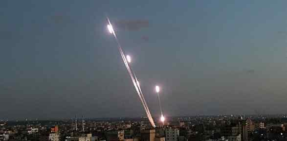 Hamas Liderinin Evine Saldırı