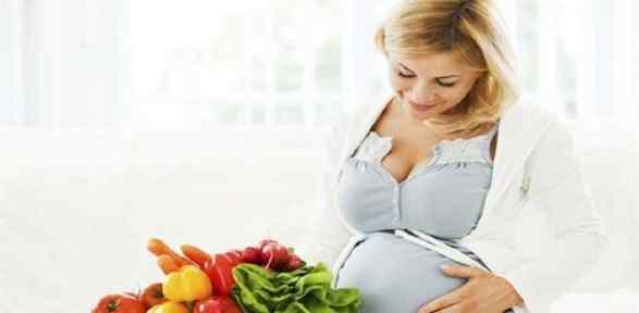 Hamilelere özel Menü