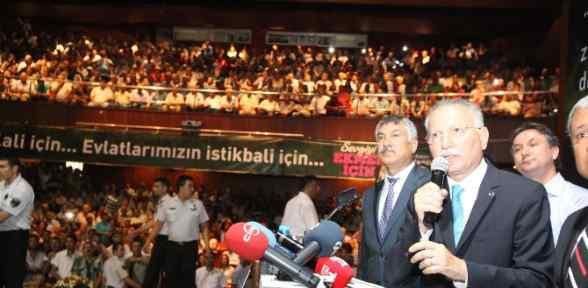 İhsanoğlu'ndan Erdoğan'a İstiklal Marşı Yanıtı