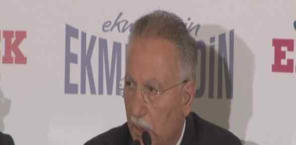 İhsanoğlu'ndan Kılıçdaroğlu'na Misilleme