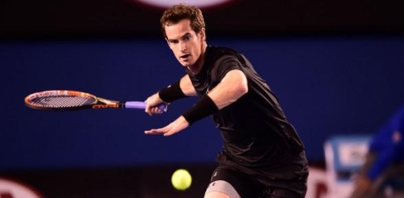 İlk Finalist Andy Murray