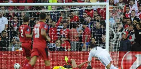 İlk Yarıda Ronaldo Farkı