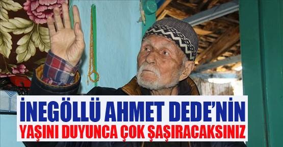 İnegöllü Ahmet Dede torunun torunu gördü