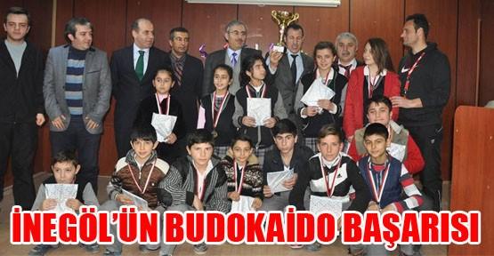 İnegöl'ün Budokaido Başarısı