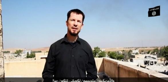 İngiliz Gazeteci Işid'in Muhabirliğini Yaptı