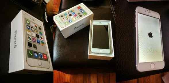 Iphone 6 Mı ?