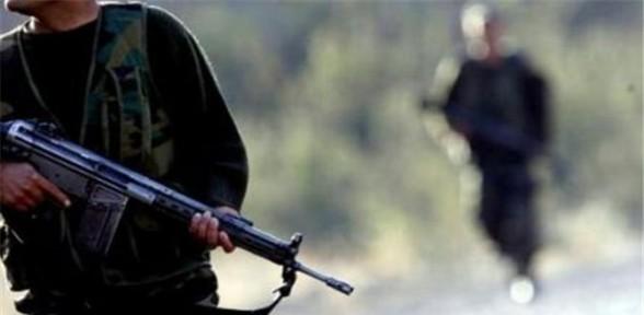 Irak sınırında asker ateş açıldı