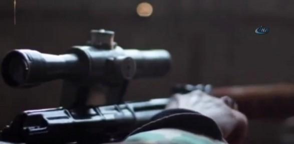IŞİD'den Hollywood'a gönderme