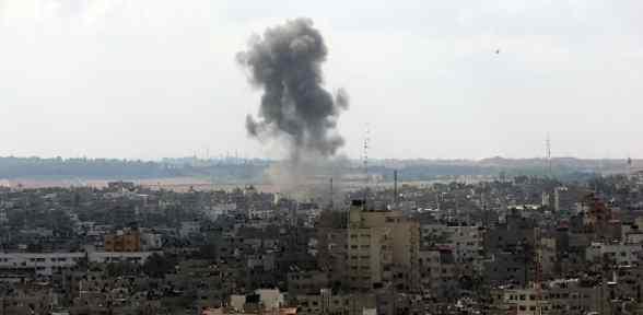 İsrail Bayram Günü Hastaneyi Vurdu