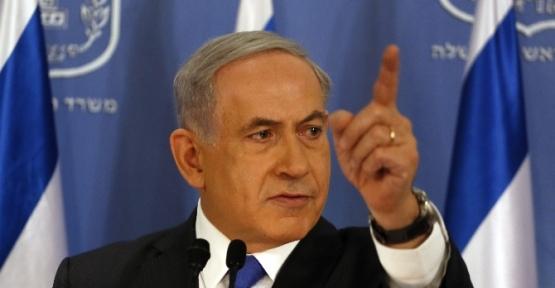 """İsrail """"""""saldırıları"""""""" Durmayacak Mesajı"""