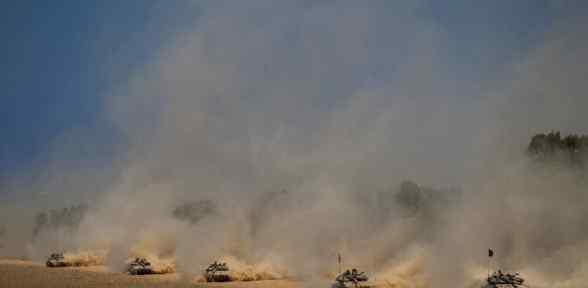 İsrail'den Bir Garip Ateşkes