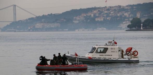 İstanbul Boğazı'nda dehşet !