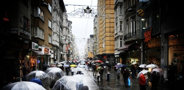 İstanbul'a Bir Uyarı Daha !