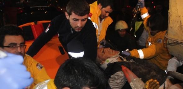 İstanbul'da Feci Kaza: 2 ölü, 2 Yaralı