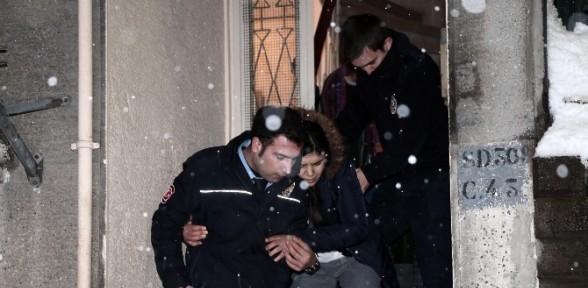 İstanbul'da korkunç olay ! Çocuğunun gözü önünde...