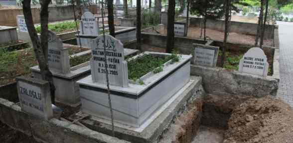 İşte Göğebakan'ın Mezarı