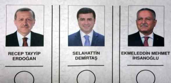 İşte İstanbul'daki Oy Dağılımı