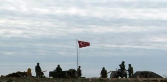 İşte Türkiye'nin Suriye tarafındaki yeni toprağı