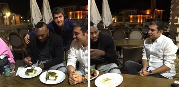 Joey Dorsey Gaziantep'te iyi yedi