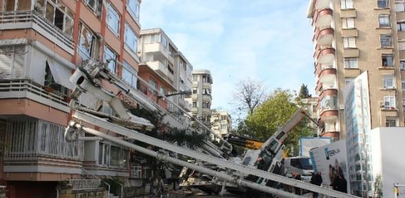 Kadıköy'de Yürekler Ağızlara Geldi
