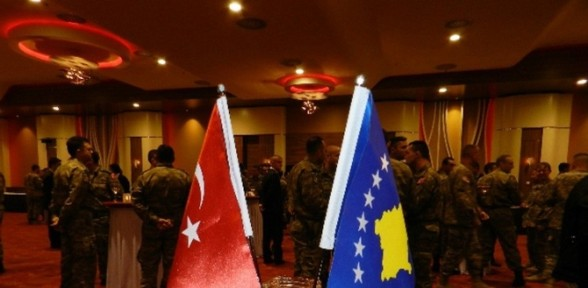 Karaman Kosova'da Unutulmadı