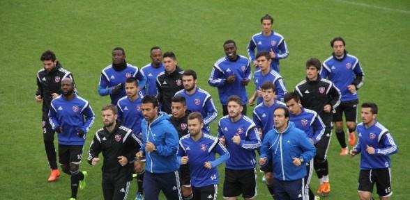 Kardemir Karabükspor İnegölspor Maçı Hazırlıklarını Tamamladı